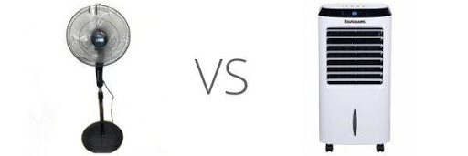 Porównanie wentylatora i klimatora