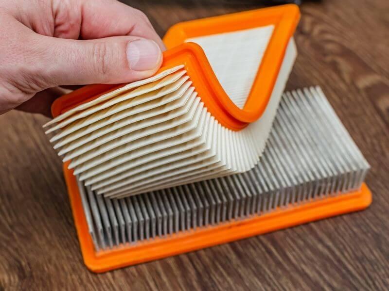 Filtr HEPA do oczyszczaczy powietrza